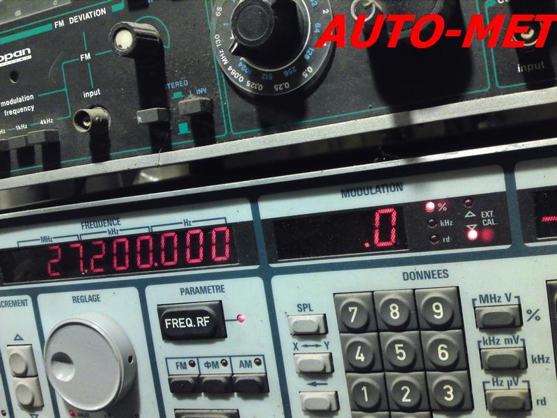 SERWIS CB RADIO auto-met