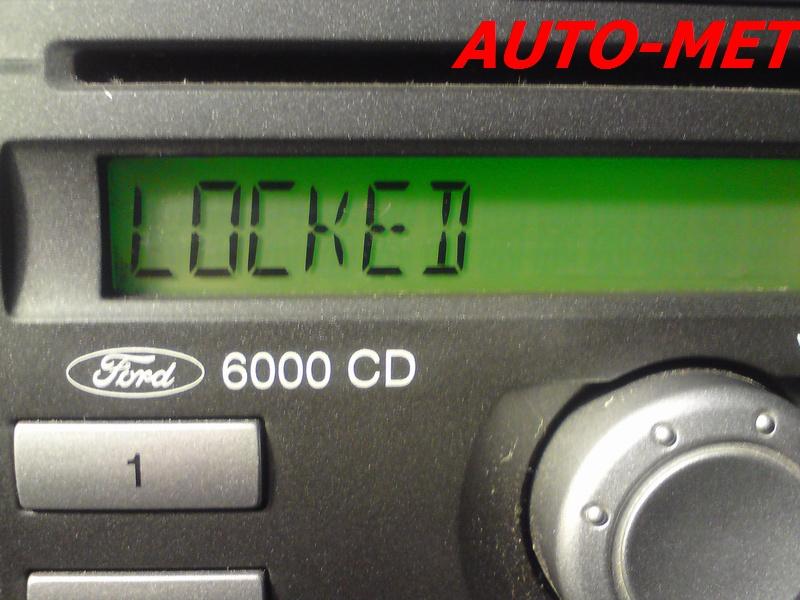 odkodowywanie radii warszawa auto-met