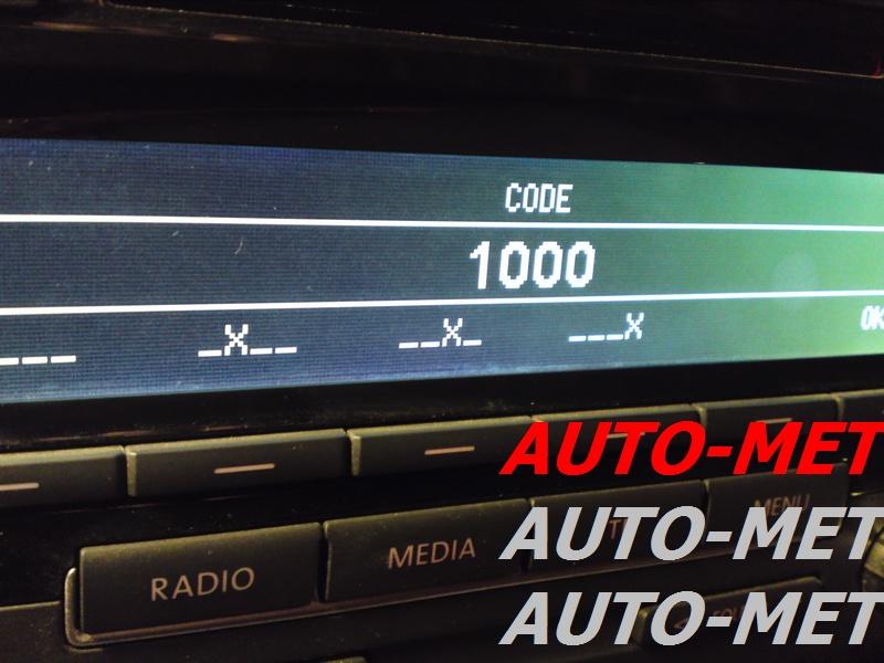 odkodowanie radia auto-met.net