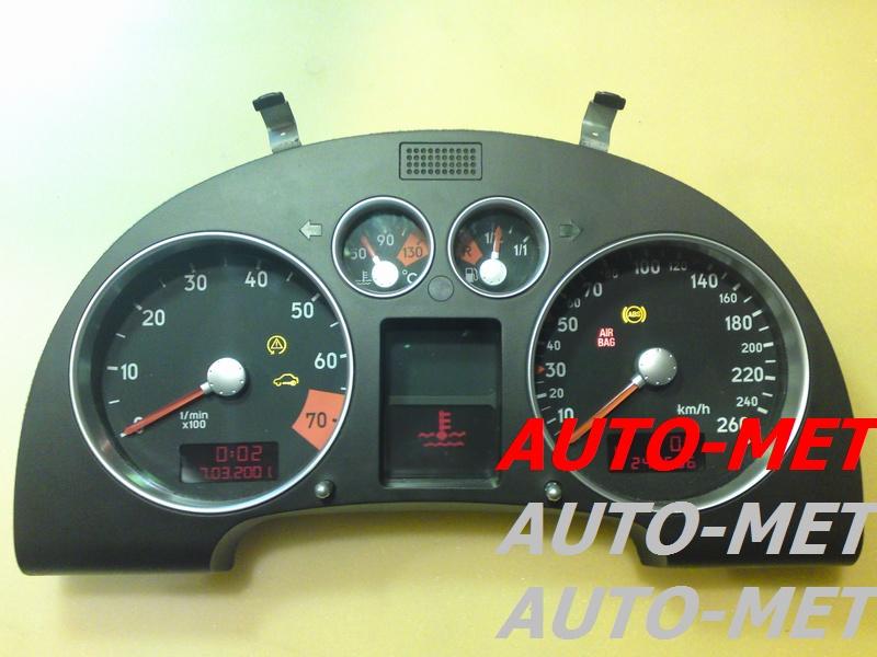 naprawa licznika AUDI TT auto-met
