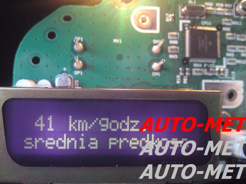 auto-met volvo język polski
